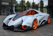 Lamborghini Egoista / Lamborghini