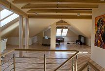 Poddasza/attic / Budujesz, remontujesz, meblujesz. Potrzebujesz wsparcia? W tym katalogu znajdziesz pomysły dla swojego wnętrza. Ja pomogę Ci zamienić je w projekt, razem zrealizujemy wnętrze które sobie wymarzysz.  Tu mnie znajdziesz: www.enplan.pl