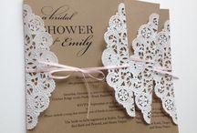 High tea bridal shower for sarah