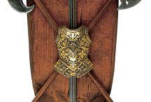 рыцари, геральдика
