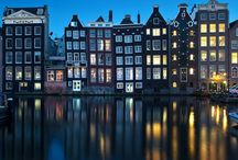 City of Amsterdam / 100% Amsterdam online branding loves the city of Amsterdam!