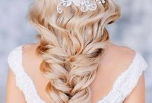 Wedding Hair Inspiration / Browse these gorgeous hair styles for inspiration on your special wedding day.