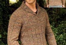 knit clothing men