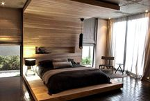 bed rooms ...