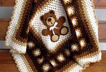 Crochet / by Becky Hilfer