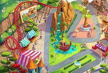 Fun Park Theme