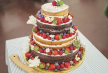 Wedding cake / Tartas