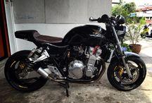 CB 1300 custom