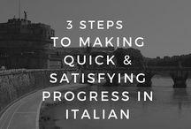 eci831 Learning Italian