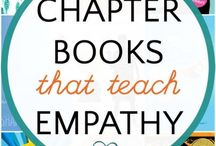 Empathy / Books and activities to teach empathy