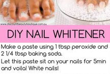 Nailcare and beauty