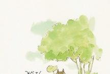 Hayao Miyazaki ♡ ♡ ♡ ♡