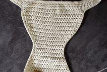 bombachita tejido crochet