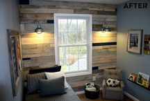 Living Room Ideas / by Elyse Cunniff