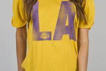 LA Lakers shirt