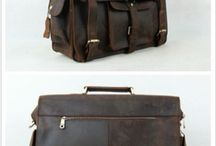 MAN Leather bags
