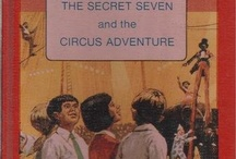 "Enid Blyton - The Secret Seven / The Secret Seven or ""Secret Seven Society"" are a fictional group of child detectives created by Enid Blyton. They appear in one of several juvenile detective series Blyton wrote.Unlike most other Blyton series, this one takes place during the school term time because the characters go to day schools"