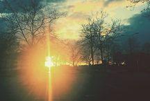 Lights upon the world
