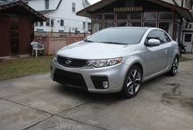 Used 2010 Kia Forte for Sale ($14,990) at Brick, NJ /  Make:  Kia, Model:  Forte, Year:  2010, Exterior Color: Silver, Interior Color: Charcoal, Doors: Two Door, Vehicle Condition: Excellent,  Engine: 4 Cylinder, Transmission: Automatic, Mileage:28,500 mi.   Contact; 732-664-4693   Car ID (56633)