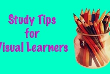 Activities for Different Learning Styles / Toys, activities, learning methods for different types of learners: visual, auditory, kinesthetic, and others.