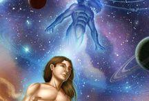 Abre tu mente / Abrir tu mente y disfuta la conexión con los espiritual