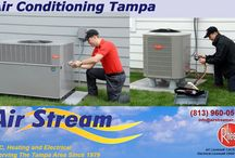 Air Conditioning Tampa / Airstreamair offers fast and affordable service related to air conditioning installation and repairing in Tampa.