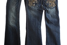 Miss me jeans / by Samantha Williams