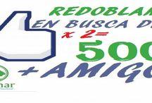 Perfiles de Facebook / Cada perfil, cada objetivo de Facebook Amigos en el album del perfil de www.facebook.com/ciudadpalomar.bio en Pinterest.
