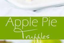 Jablečné koláče