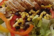 Tonia's Famous Salads / by Harbour Club