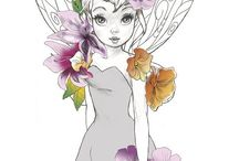 cute tinker bell pictures