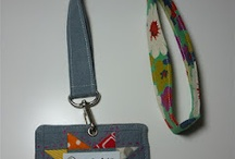 QUILTED: Nametags / Inspiration for nametags for quilt guild members