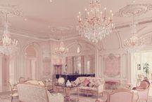 Formal drawing room
