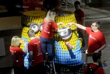 Canstruction Creations