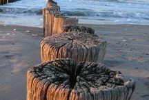 Zee - zand - strand