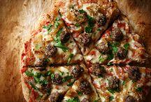 food > pizza