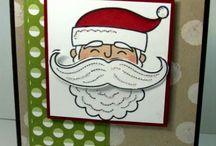 SU Santa Stache