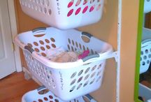 home: 6. laundry/storage / laundry and storage room ideals / by Meriah VanderWeide