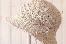 Sombreros Crochet