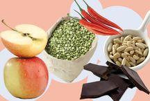 Food Health / by Karen Merrick Videgar