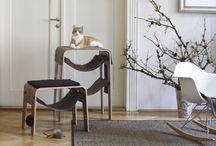 Arbre à chat grattoir design by MiaCara