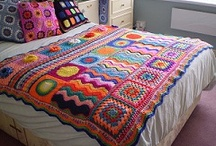 CROCHET-BLANKETS / by Denise Erskine
