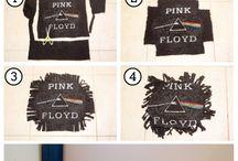 Upcycled T-shirts