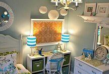 Home Decor - Girl's Bedroom