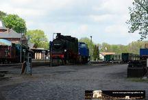 Rügensche Kleinbahn (RüKB) / Sie sehen hier eine Auswahl meiner Fotos, mehr davon finden Sie auf meiner Internetseite www.europa-fotografiert.de.