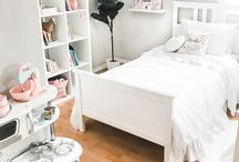Toddler girls room