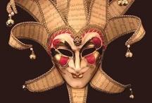 Venetian Mask Obsession / by Nat Aramtiantamrong