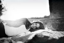 Maternity/Baby Photo Inspiration / Now that I can actually see a bump, I'm ready for my close up! :) / by Emily Watts