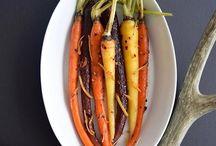 Zanahoria glaseadas
