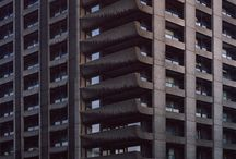 A - London and brutalism